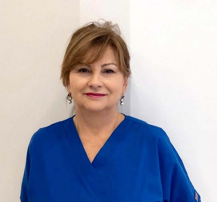 Ginecóloga Gabriela Bravo